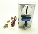 JY-922 zinc alloy program type coin selector acceptor for 1-2 types of same value coins