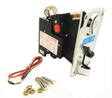KAI-638 Zinc alloy front plate Advanced CPU comparable Coin Selector Acceptor